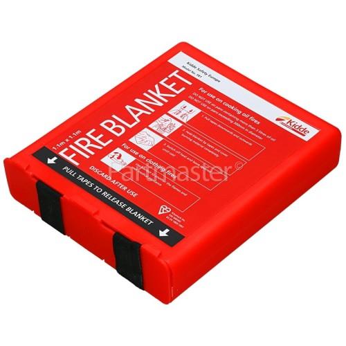 Kidde Fire Blanket - 1.1m X 1.1m