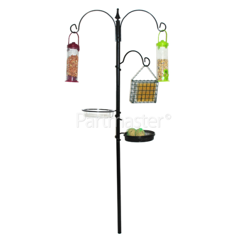 Kingfisher Traditional Bird Feeding Station