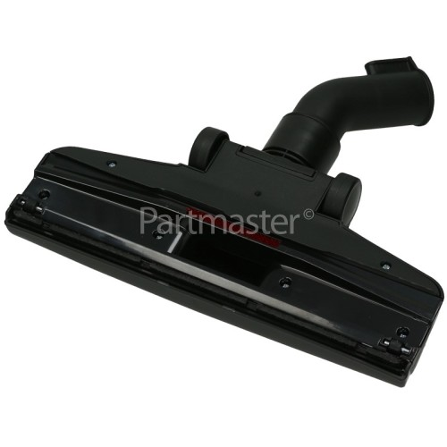 Universal 32MM Push Fit Carpet Pedal Floor Tool With Wheels