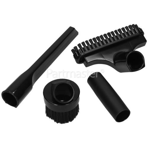 Universal Numatic 32mm Push Fit Mini Tool Brush Kit