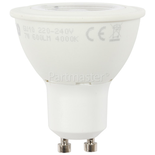 Wellco 7W GU10 LED Lamp (Daylight) 50W Equivalent