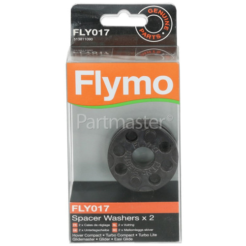 Flymo FLY017 Spacer Washers
