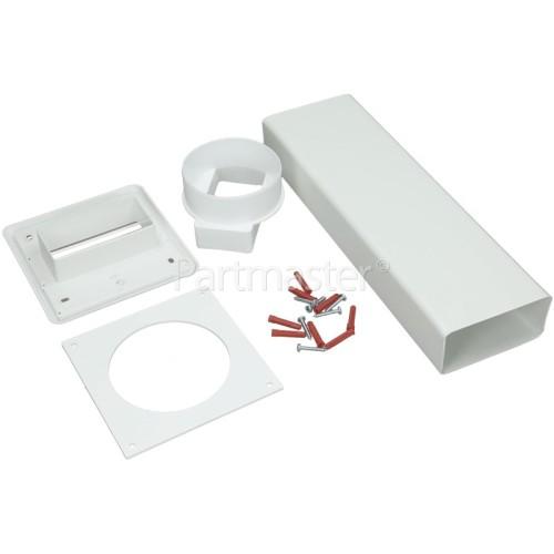 Electra Universal Permanent Half-Brick Vent Kit