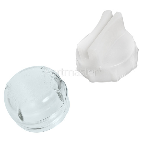 63mm Lamp Cover Glass & Glass Removal Tool
