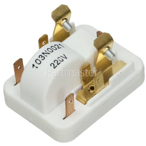 Crolls Compressor Relay DANFOSS 103N0021