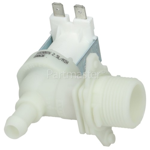 Concept Single Solenoid Inlet Valve : 90Deg. With 12 Bore Outlet