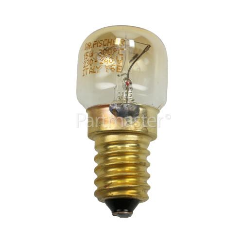 BT 15W SES (E14) Oven 300c / Refrigerator Lamp