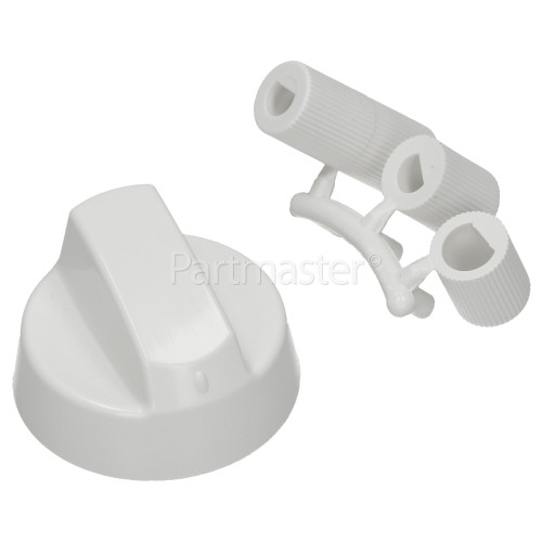 Algor AKL471/AR Universal Multifit Cooker Control Knob - White
