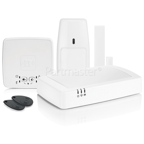 Honeywell Evohome Wireless Home Alarm Kit With GPRS