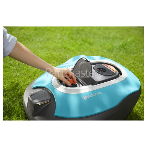 Gardena Smart System SILENO Robotic Lawnmower