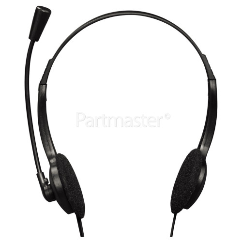Hama HS-101 PC Headset With Mic