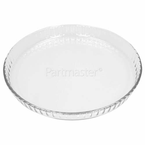 Brandt Turntable Glass Dish : Diameter 305MM