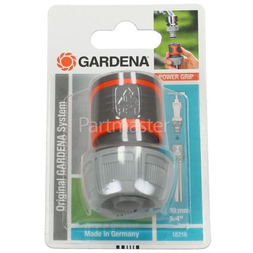 "Gardena Hose Connector - 19mm (3/4"")"