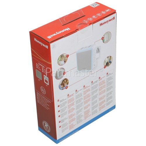 Honeywell Live Well Series 9 Wired/Wirefree Chime - White