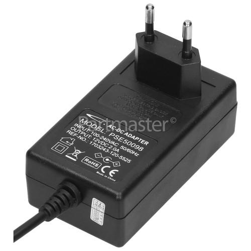 Classic Power AC Adapter (2 Pin Euro Plug)