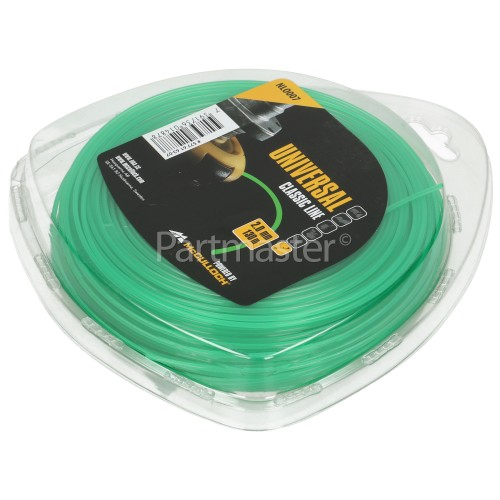 Universal Powered By McCulloch NLO007 Round Nylon Line