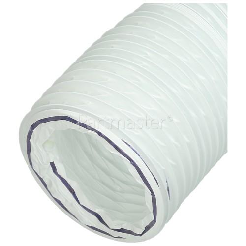 "Universal 3m PVC Flexible Vent Hose (4"" Dia)"
