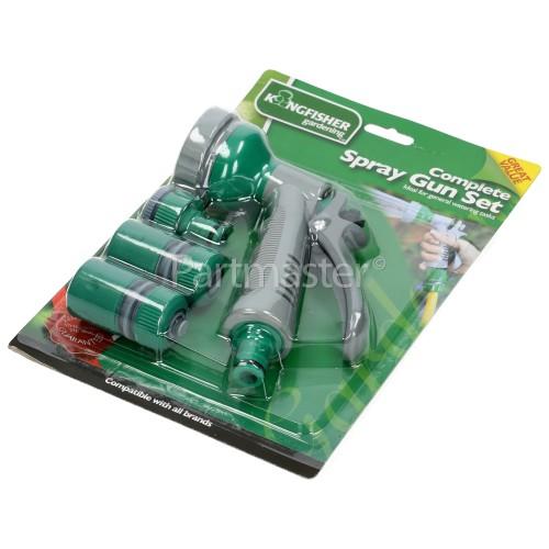 Kingfisher Spray Gun Set