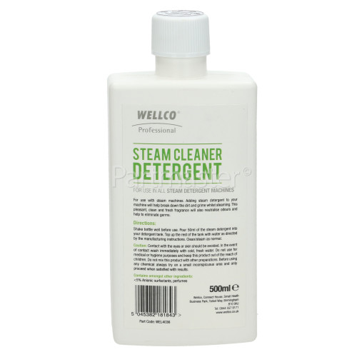 Wellco Professional Citrus Fresh Steam Cleaner Detergent