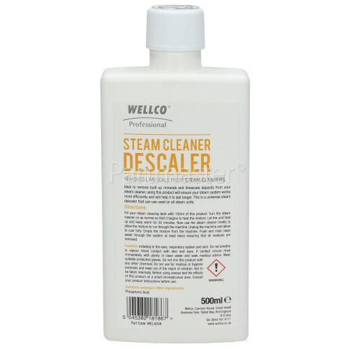Wellco Professional Steam Cleaner Descaler