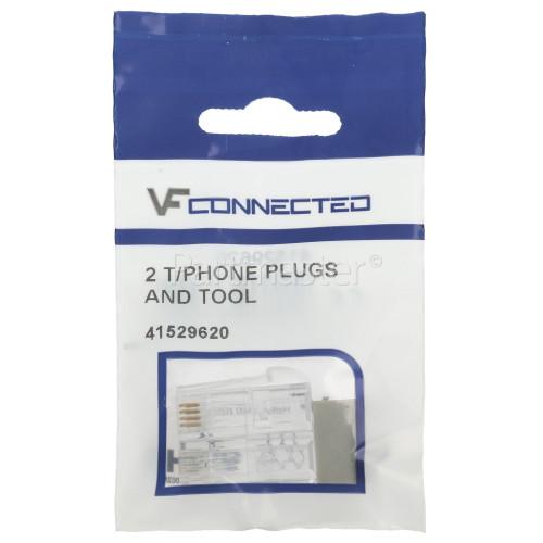 Avix Telephone Plug Kit