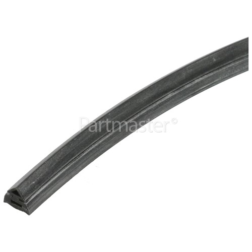 Algor AKL471/AR Universal 4 Sided Oven Door Seal - 2m (For Square Corners)
