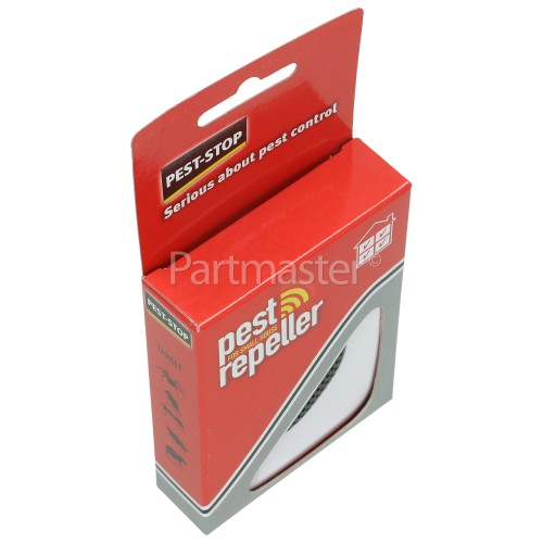Pest Stop Small House Ultrasonic Pest Repeller 2500sq Foot Coverage