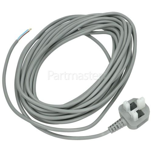 Aquavac Universal Mains 2 Core Cable - Uk Plug