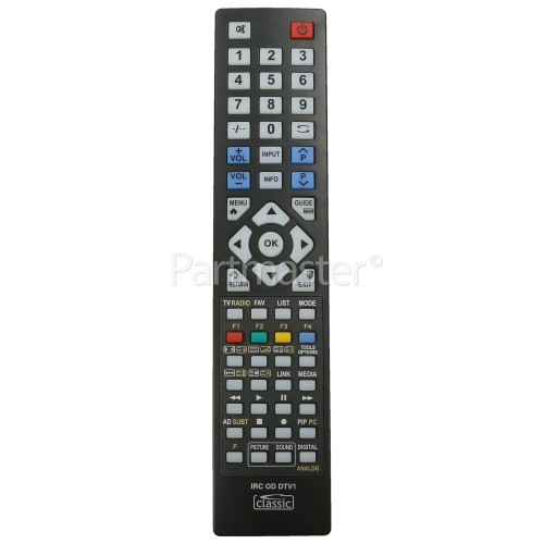 Haier Compatible TV Remote Control