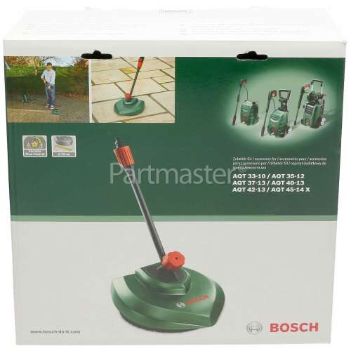 Bosch Pressure Washer AQT Deluxe Patio Cleaning Head
