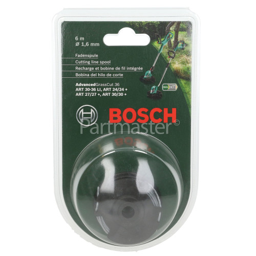 Bosch Spool / Line ; 6M X 1. 6MM (Art 30-36 Li Art 24 Art 27 Art 30)
