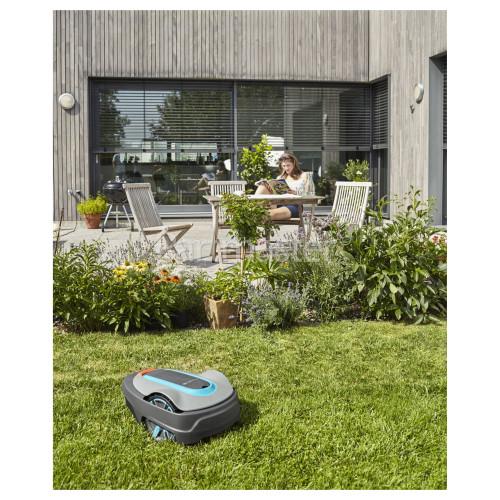 Gardena Sileno City Robotic Lawnmower