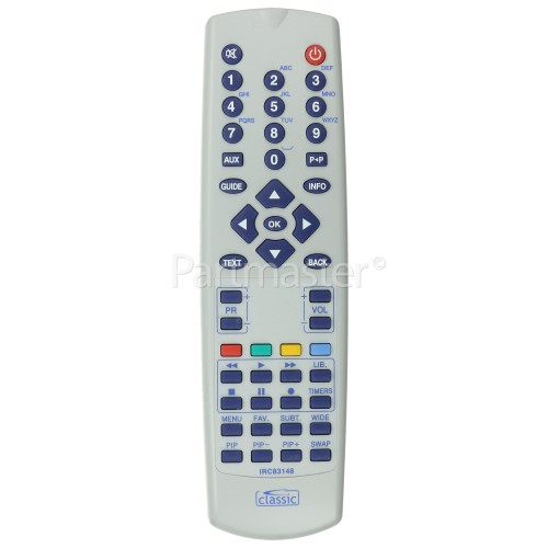 Classic Compatible 20258174 Freeview Box Remote Control