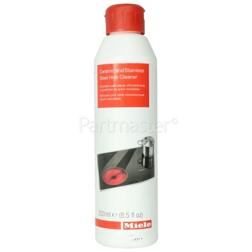 Miele Ceramic & Stainless Steel Hob Cleaner - 250ml
