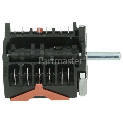 Funktionika Function Selector Switch 7 Position-hot Plate Ring Element Ego 46.27266.817
