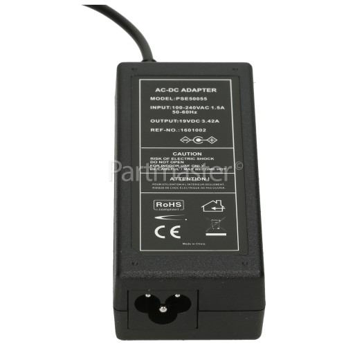 Acer Laptop AC Adaptor - UK Plug
