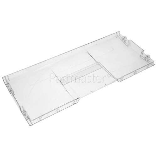 Beko Freezer Basket Drawer Front : 445x190mm