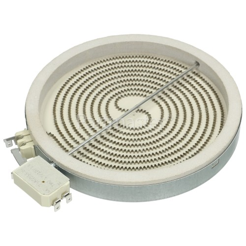 Brastemp Ceramic Medium Hob Hotplate Element - 1700W