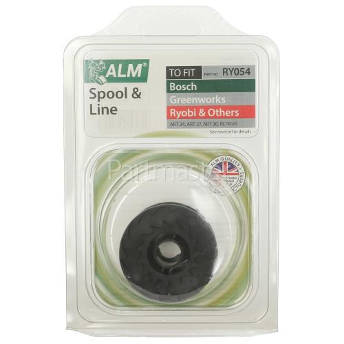 Greenworks Spool / Line : To Fit : Bosch ART24 ART27 ART30 PLUS Ryobi Models: RLT4025 & Ryobi RLT4025
