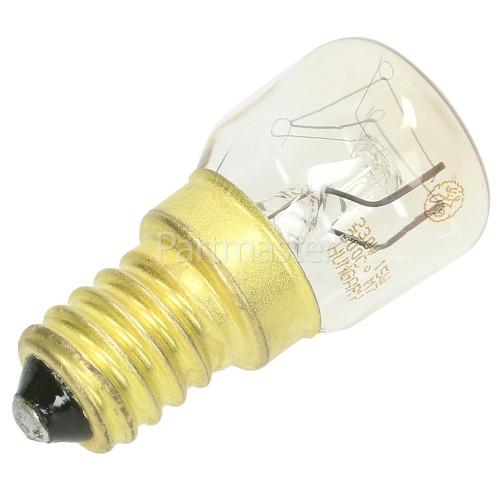 Blanco 15W SES (E14) Pygmy Oven Lamp
