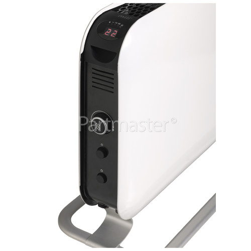 Mill Heat 1200W WiFi Connected Steel Convector Heater