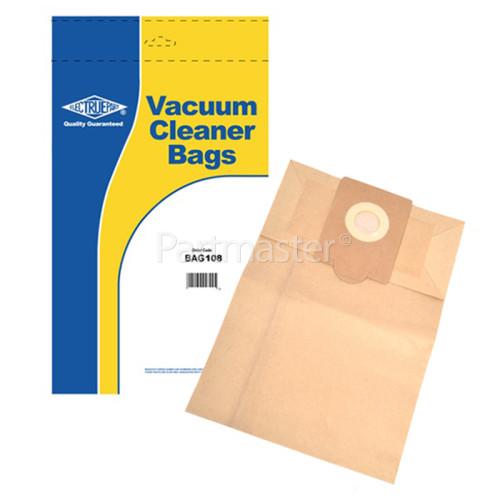 Ghibli Ghibli GS Dust Bag (Pack Of 5) - BAG108
