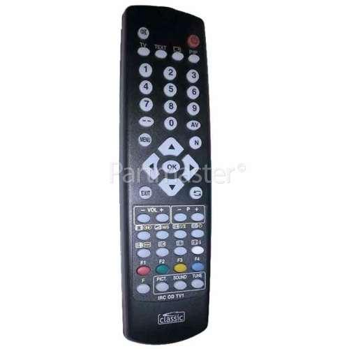 Asci IRC83071 Remote Control