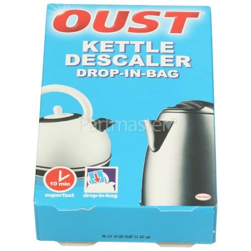 Oust Drop In Bag Kettle Descaler