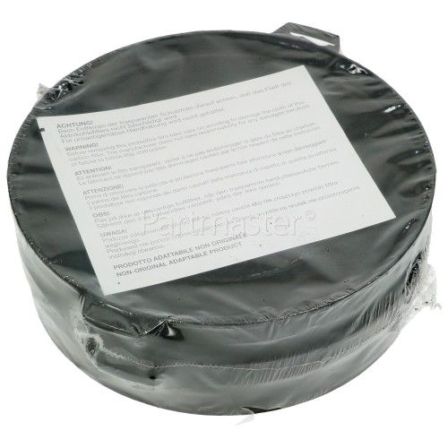 Chappee Active Carbon Filter - Pack Of 2 : Compatible With FK179F / CHF210/1 / FLT2 / KITF52 / SMGFLT2
