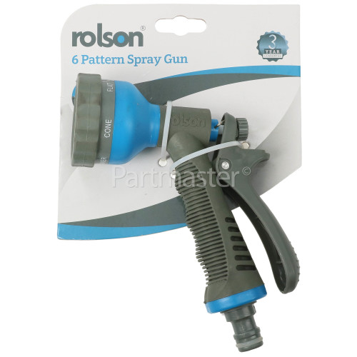 Rolson 6 Function Spray Gun