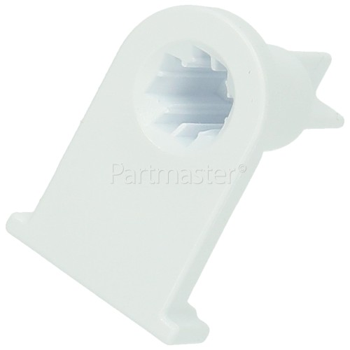 Blaupunkt Fridge / Freezer Door Hinge Support - White