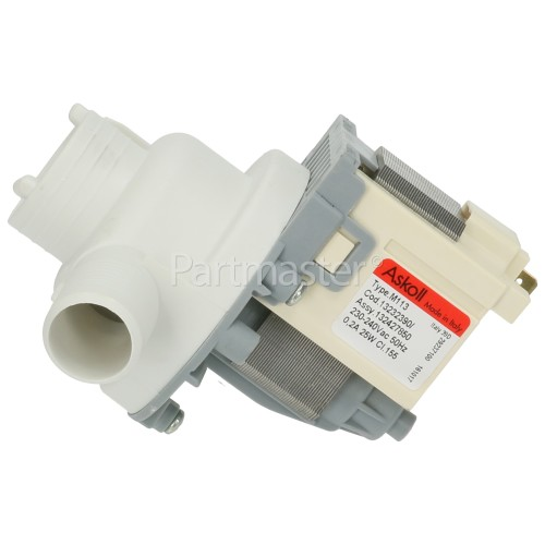 Electrolux Drain Pump: Washing Machine