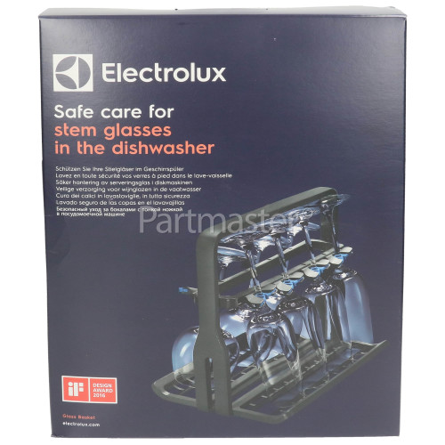 Delonghi DW67SW Dishwasher Wine Glass Holder