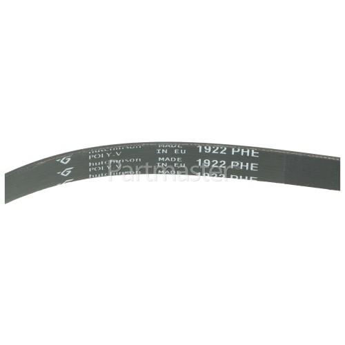 Elinlux Poly-Vee Drive Belt 1922 H8